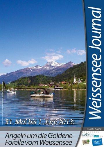 Ausgabe 05/2013 - Weissensee