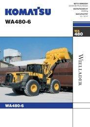 Download de Brochure (PDF) - Verhoeven Grondverzetmachines BV