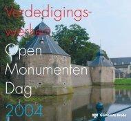 Open Monumenten Dag 2004 in Breda