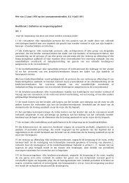 Wet van 12 juni 1991 op het consumentenkrediet, B.S. 9 juli 1991 ...