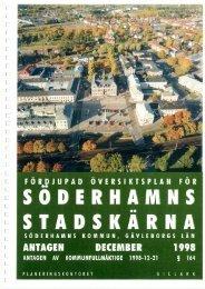 Fördjupad ÖP.pdf - Söderhamns kommun