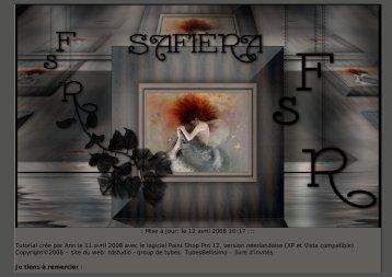Safiera - Frans - TDStudio