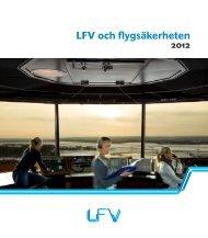 Till LFV och flygsäkerheten 2012