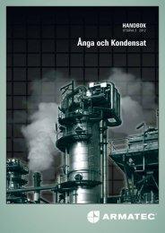 Handbok Ånga och Kondensat Utgåva 3 2012 - Armatec