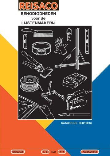 Reisaco brochure - Vadia Lijsten