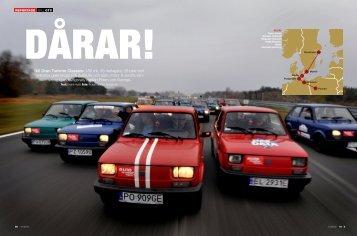 Gill Gran Turismo Classico. 150 mil, 56 deltagare, 28 bilar och ...