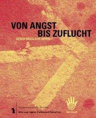 Von Angst bis Zuflucht - Glossar - Halt-Gewalt - Kanton Basel-Stadt
