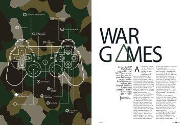 War Games - PW Singer