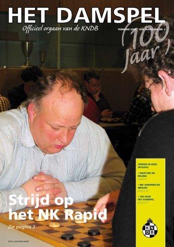 HD 0901 - Het Damspel - KNDB