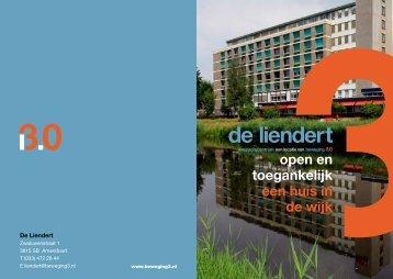 open en toegankelijk een huis in de wijk - ZorgGids Nederland
