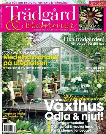TRÄDGÅRD & BLOMMOR Näckrosor och dammar - Lassas Hagar