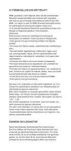 Villkor för garanti (pdf) - Mitsubishi - Page 6