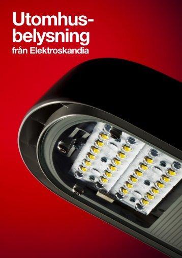 Utomhus- belysning - Elektroskandia
