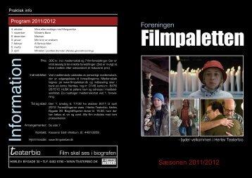 teaterbio - Filmpaletten