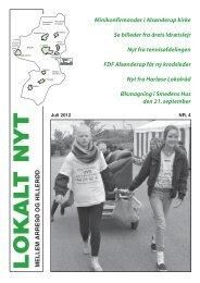 Lokalt Nyt #4 2012