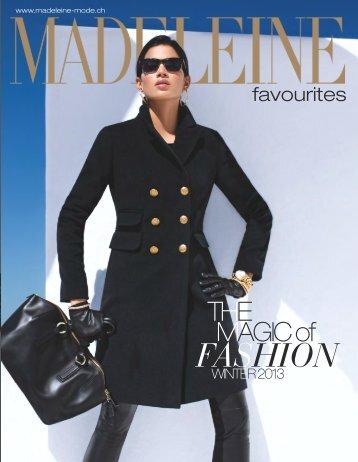 Madeleine Favourites 2013/14