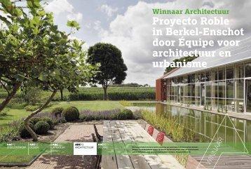 de Architect - Équipe voor Architectuur en Urbanisme