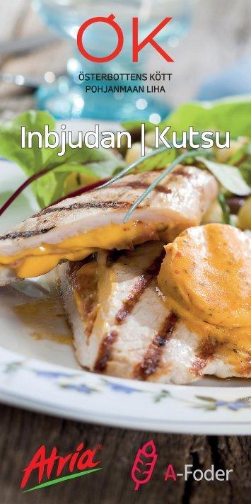Inbjudan | Kutsu - Atriatuottajat.fi