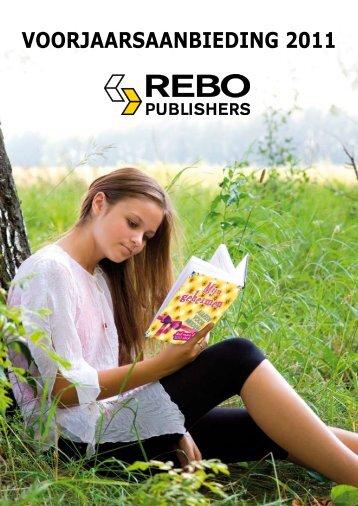 VOORJAARSAANBIEDING 2011 - Rebo Publishers