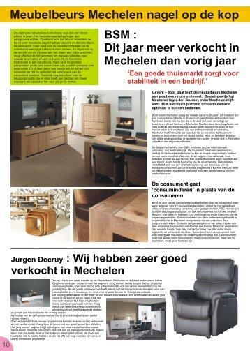 HET ANDERE MEUBEL Editie mei 2010 (pdf) - Meubelbeurs ...