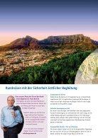 Weltweite Rundreisen mit ärztlicher Begleitung - Seite 4
