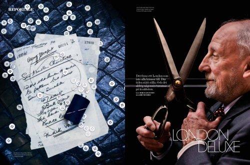 London Deluxe - Johan Augustin