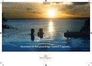 Download onze brochure - Sunset Lagoon