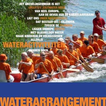 Waterarrangement PDF - Zeeland Buitenland