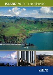 ISLAND 2010 – Leiebilsreiser - Vulkan Reiser AS