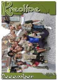 December - Scouts & Gidsen Halle