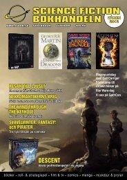 DESCENT - Science Fiction Bokhandeln