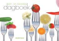 Eet- en beweegdagboek
