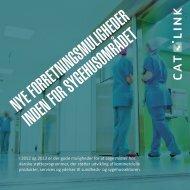 nye forretningsmuligheder inden for sygehusområdet