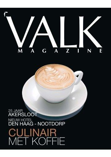 CULINAIR MET KOFFIE - Van der Valk