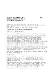 Regler för bidrag till ideella föreningar 805-1.pdf - Nynäshamns ...