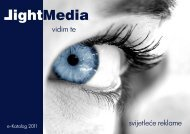 e katalog REKLAME BMP - LightMedia Production
