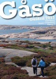 Guiden 2013 - Gåsö Bohuslän