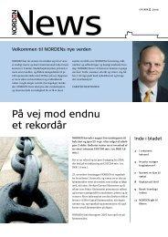 6634_norden news_07.indd - Dampskibsselskabet NORDEN A/S