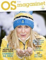 DubbElT Så bra! - Sveriges Olympiska Kommitté