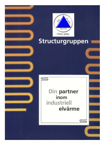Katalog komplett 2011.pub - Structurgruppen AB