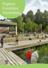 Projektet Framtidens Gustavsberg - Riksbyggen