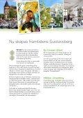 Projektet Framtidens Gustavsberg - Riksbyggen - Page 2