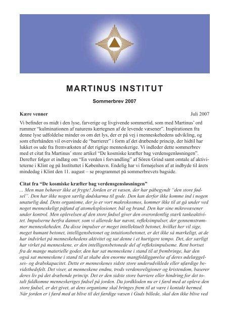 her - Martinus Institut