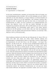Jan Gerber/Anja Worm Hymnen des Hasses In - Materialien zur ...