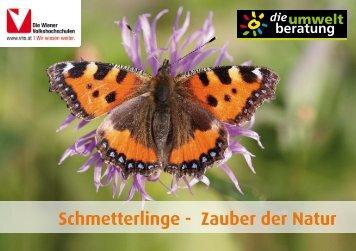 Heimische Schmetterlinge - Umweltberatung
