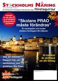 Nr 3, 2011 - Företagarna.se