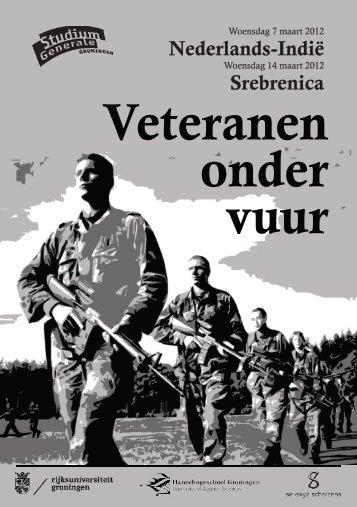 Veteranen onder vuur - SIB Groningen