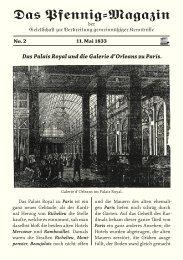 Das Pfennig-Magazin – No. 2 (Ausgabe vom 11. Mai 1833) - Igelity