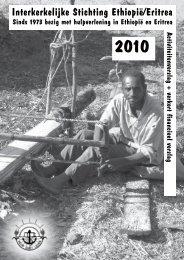 Interkerkelijke Stichting Ethiopië/Eritrea - CBF