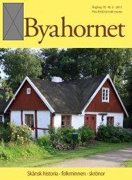 Byahornet nr 3/2011